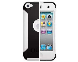 OtterBox Commuter Case Cover for iPod Touch 4G 4th Generation Black