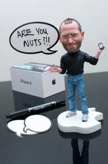 New Steve Jobs Resin Figure Figurine Doll 18cm Free Shipping