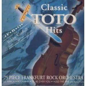 classic Toto hits [Audio CD] Frankfurt Rock Orchestra Frankfurt Rock