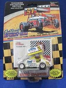 1993 Frankie Herr # 2 Family Ford Mercury sprint car 0 95949 03500 8