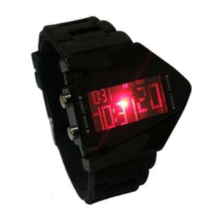 Black Multi color Back Light B 2 Spirit Stealth Bomber LED Electronic