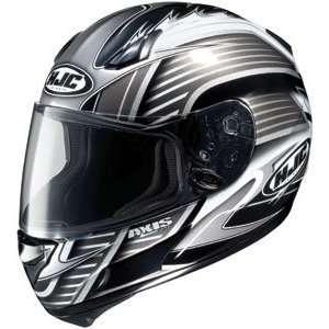 HJC AC 12 Axis MC 5 Full Face Motorcycle Helmet Black