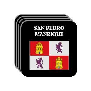 Castilla y Leon   SAN PEDRO MANRIQUE Set of 4 Mini Mousepad Coasters