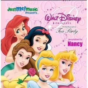 Disney Princess Tea Party Nancy Music