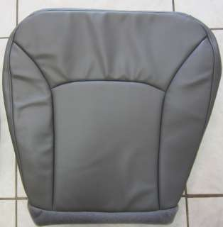 E150 E250 E350 E450 Van Shuttle Bus XL Driver Bottom Vinyl Seat Cover
