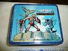 1983 MASTERS OF THE UNIVERSE METAL LUNCHBOX W/ THERMOS