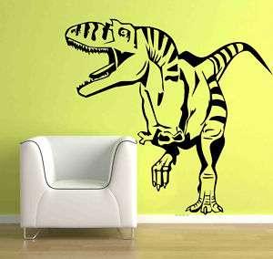 rex Tyrannosaurus Dinosaur Wall Vinyl Decal Sticker 2