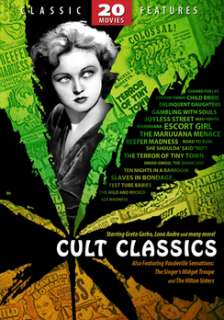 Cult Classics   20 Movie Pack (DVD)