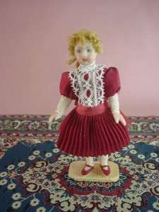 Steiner Bebe Miniature Antique Reproduction by Artist Exquisite