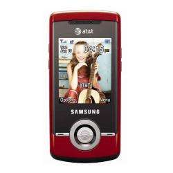 Samsung A777 Unlocked Red Cell Phone (Refurbished)