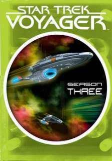 Voyager   The Complete Third Season   7 Disc Set (DVD)