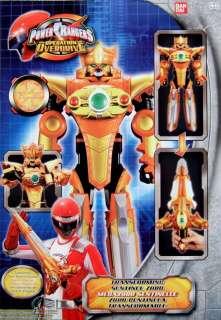 Power Rangers Operation Overdrive Sentinel Megazord NEW BanDai 29078