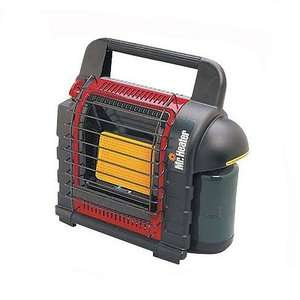 Portable Buddy Indoor/Outdoor Radiant Heater Heating, Cooling, & Air