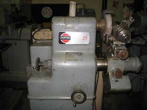 GORTON ENGRAVING TOOL SHARPENER GRINDER USED MACHINES