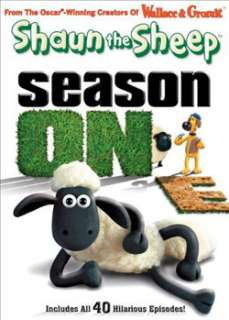 Shaun The Sheep Season 1 (DVD)