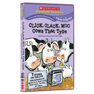 Click Clack Moo   Cows That Type & More Fun on the Farm