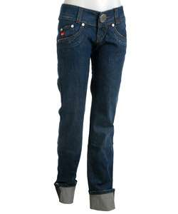 Miss Sixty Womens Snuffles Big Button Jeans