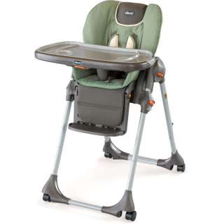 Chicco   Polly High Chair, Adventure: Feeding