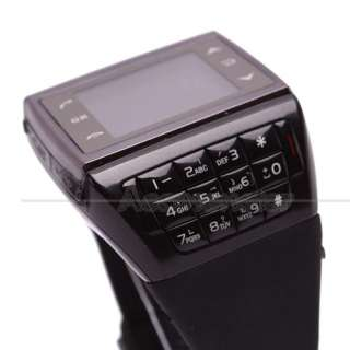 NEW ET 1I Cell Phone Wrist Watch Mobile FM Camera /4