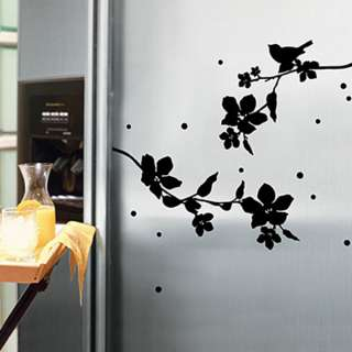 Tree Bird Wall Removable Vinyl Sticker Decal SGWST6