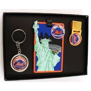New York Mets Three Piece Sports Fan Pack Sports