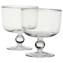 Luigi Bormioli Michelangelo 6 piece Trifle Bowl Set