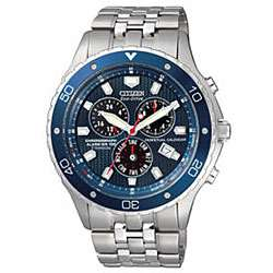 Citizen Eco Drive Mens Titanium Chronograph Watch