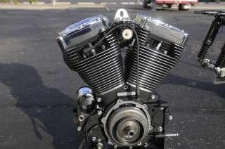 2007 Harley Davidson FLSTN Softail Deluxe TC96B Motor   Twin Cam 96 Cu