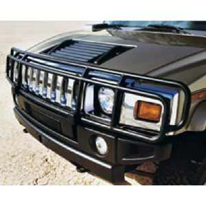 Wrap around brush grille guard Automotive
