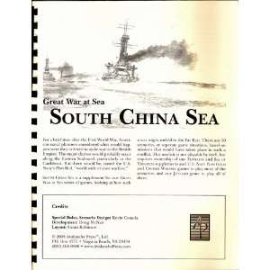 APL Great War at Sea, South China Seas Kit Toys & Games