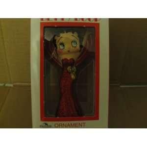 Betty Boop Ornament