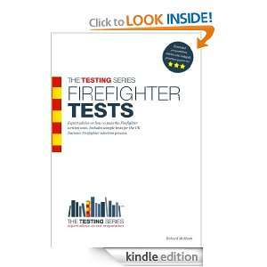 Tests and Answers Created by a Serving Firefighter (Testing series
