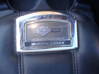 Ford F250 Super Duty Harley Davidson Seats Front and rear 99 07 f250