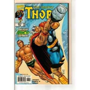The Mighty Thor, Vol 2 #4 [Comic Book] DAN JURGENS Books