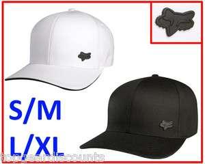 NWT Fox Racing Mens Mr. Clean Flexfit Hat Cap MX MTB Clothing Apparel