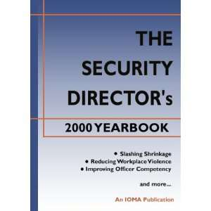 Security Directors Report 2000 Yearbook (9781586730239