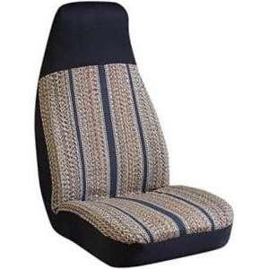 02452 03 Saddleblanket High Back (Pairs) Seat Cover Automotive