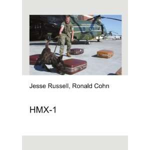 HMX 1 Ronald Cohn Jesse Russell  Books
