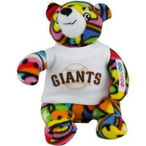 MLB San Francisco Giants 7 Plush Mandy Bear