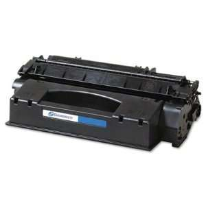 ) Remanufactured High Yield Laser Cartridge, Black