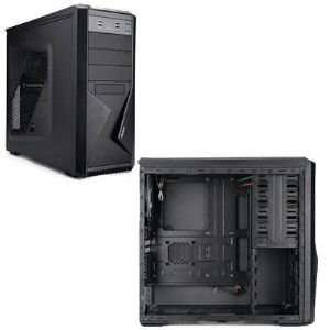 Z9 ATX Mid Tower Case: Electronics