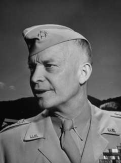 General Dwight D. Eisenhower at West Point Premium Photographic Print