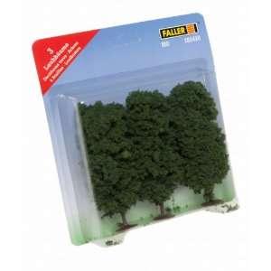 Faller 181410 3 Deciduous Trees 13Cm: Toys & Games