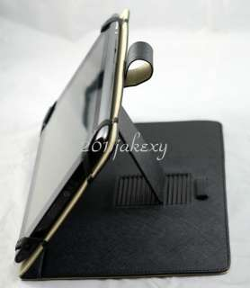 Leather Case Cover+Stylus For Motorola DROID XYBOARD 10.1 Tablet PC