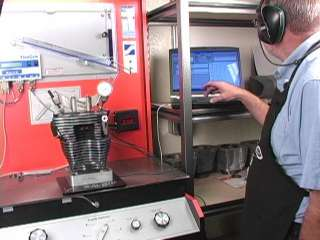 Harley H D V Twin Cam Engine Rebuild Gear Piston DVD
