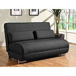 Yevon Convertible Sofa Bed/ Loveseat  Overstock