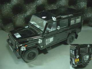43 Land Rover Defender Station Wagon 110 BORN FREE