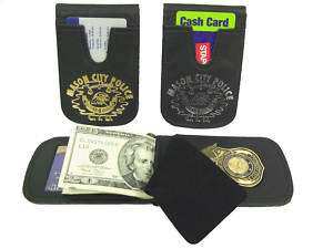 Wallet Front Pocket Badge/ID/Money/Credit Cards