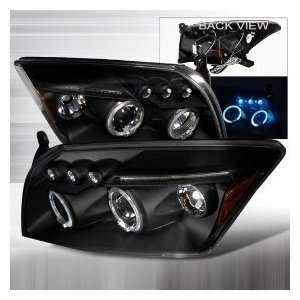 06 07 08 09 Dodge Caliber Halo Projector Headlights