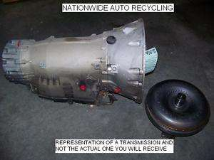 TRANSMISSION AUTOMATIC FORD ESCAPE 2005 HYBRID 71K